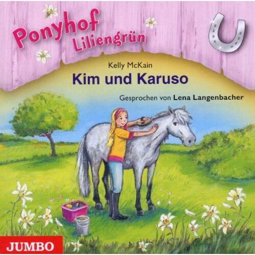 Lena Langenbacher - Ponyhof Liliengrün.Kim und Karuso - Preis vom 27.02.2021 06:04:24 h