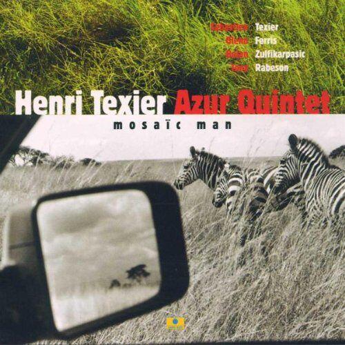 Henri Texier - Mosaic Man - Preis vom 22.04.2021 04:50:21 h