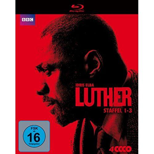 Kirk Luther - Staffel 1-3 [Blu-ray] - Preis vom 10.04.2021 04:53:14 h