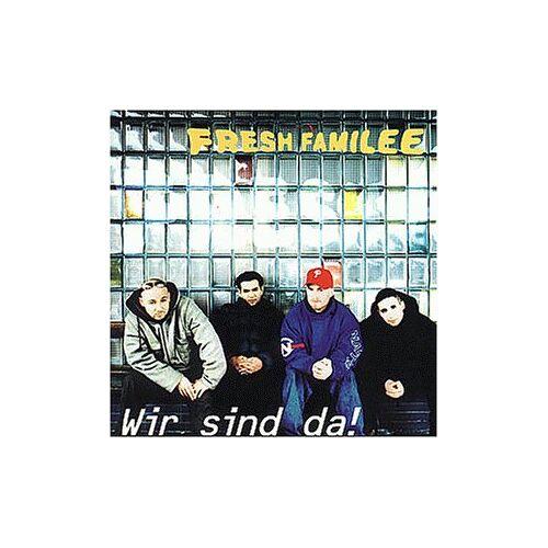 Fresh Familee - Wir Sind Da - Preis vom 07.04.2021 04:49:18 h