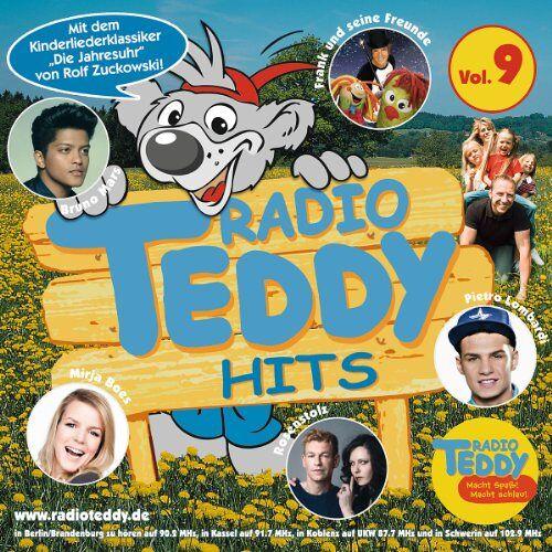 Various - Radio Teddy Hits Vol.9 - Preis vom 18.04.2021 04:52:10 h