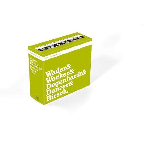Wader - Die Liedermacher - Preis vom 05.05.2021 04:54:13 h