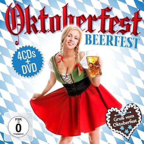 Various - Oktoberfest / Beerfest - Preis vom 26.10.2020 05:55:47 h