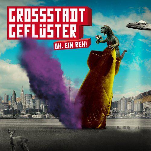 Grossstadtgeflüster - Oh, ein Reh! - Preis vom 28.02.2021 06:03:40 h
