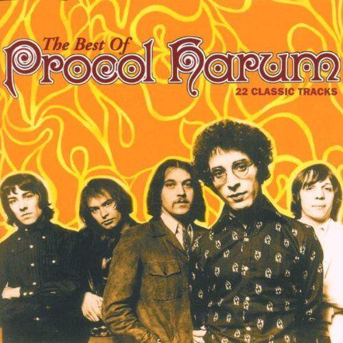 Procol Harum - Best of Procol Harum - Preis vom 02.03.2021 06:01:48 h