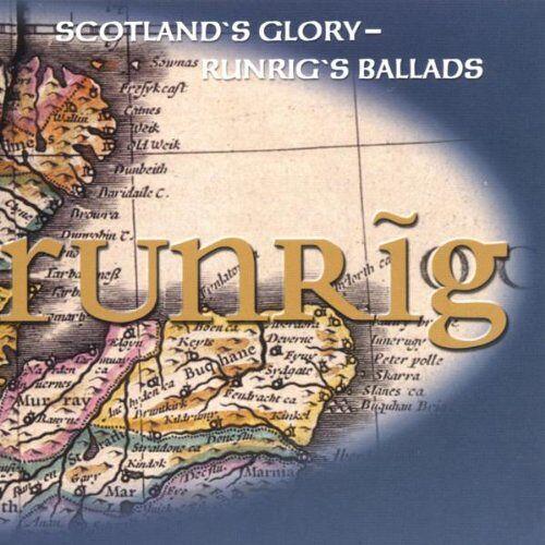 Runrig - Scotland's Glory-Runrig's Ballads - Preis vom 26.03.2020 05:53:05 h