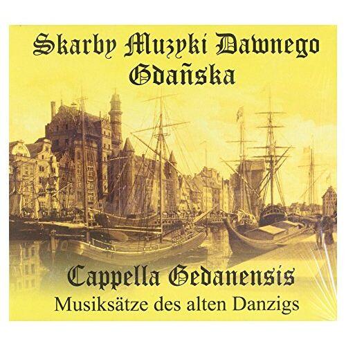Capella G - Capella G.: Skarby Muzyki Dawnego Gdanska (Digipack) [3CD] - Preis vom 12.11.2019 06:00:11 h