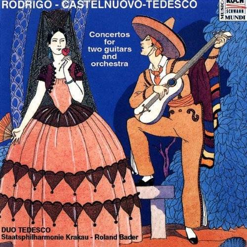 DUO Konzerte für zwei Gitarren und Orchester - Preis vom 21.10.2020 04:49:09 h