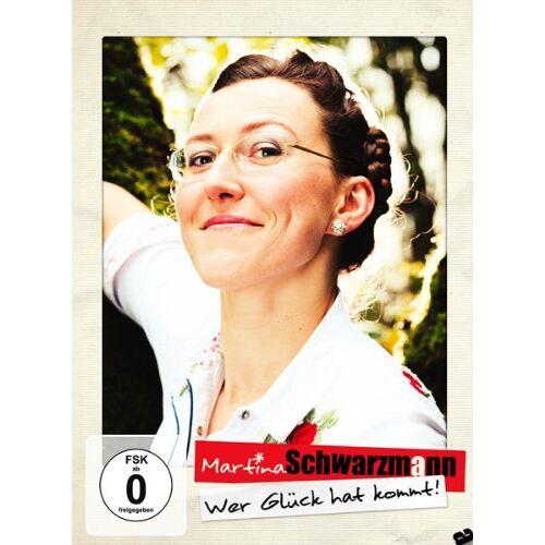 - Martina Schwarzmann - Wer Glück hat kommt! - Preis vom 01.03.2021 06:00:22 h