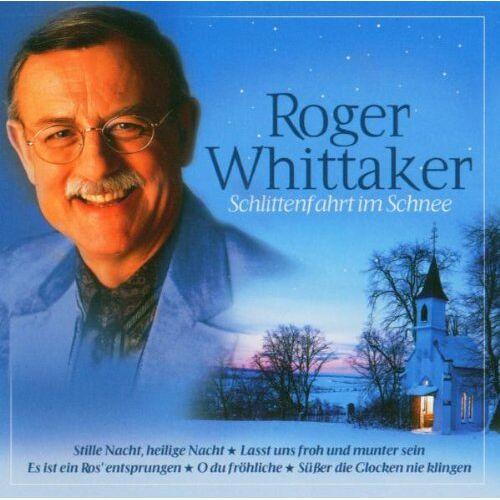 Roger Whittaker - Schlittenfahrt im Schnee - Preis vom 18.04.2021 04:52:10 h