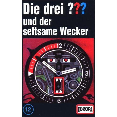 Die Drei ??? 12 - Folge 012/und der seltsame Wecker [Musikkassette] - Preis vom 20.10.2020 04:55:35 h