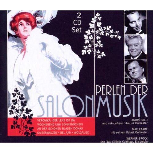 Various - Perlen der Salonmusik - Preis vom 20.10.2020 04:55:35 h