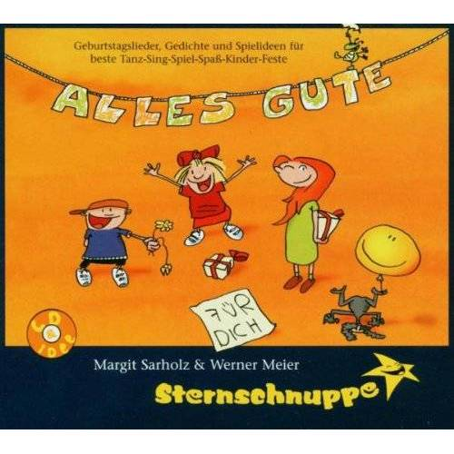 Sternschnuppe - Alles Gute! CD+Idee - Preis vom 16.04.2021 04:54:32 h