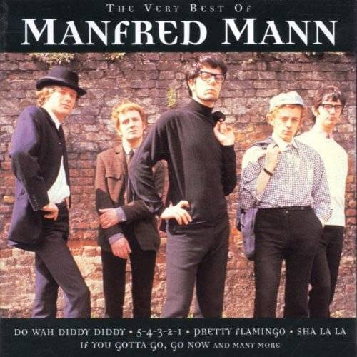 Manfred Mann - The Very Best of Manfred Mann - Preis vom 25.02.2021 06:08:03 h