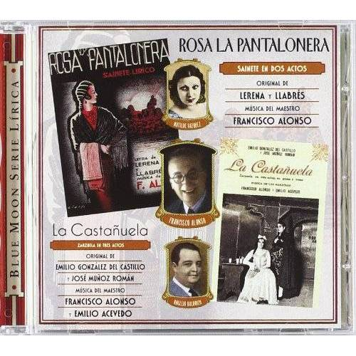 Francisco Alonso - Rosa la Pantalonera - Preis vom 18.04.2021 04:52:10 h