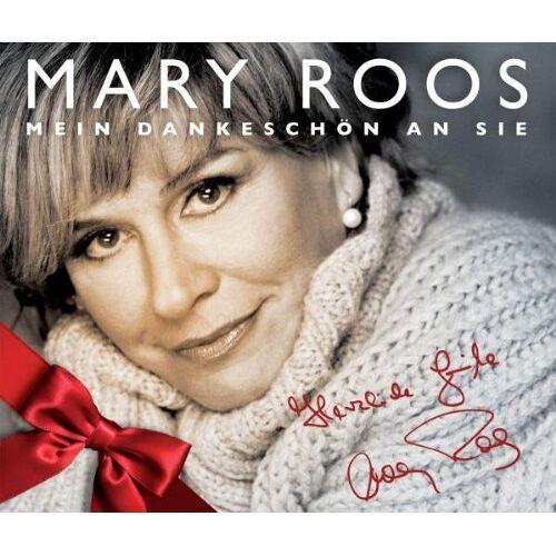Mary Roos - Mein Dankeschön An Sie - Preis vom 26.02.2021 06:01:53 h