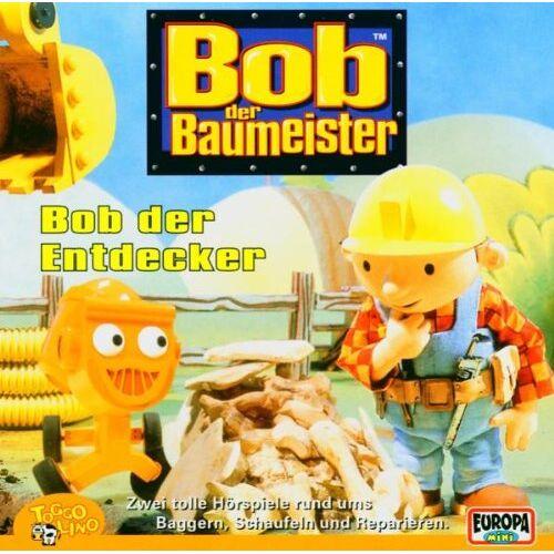 Bob der Baumeister 12 - Bob der Baumeister - Folge 12: Bob, der Entdecker - Preis vom 24.10.2020 04:52:40 h