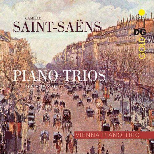 Wiener Klaviertrio - Klaviertrio Op.18 und 92 - Preis vom 13.05.2021 04:51:36 h