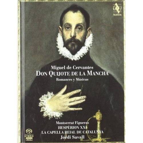 Savall - Don Quijote de la Mancha - Preis vom 18.10.2020 04:52:00 h
