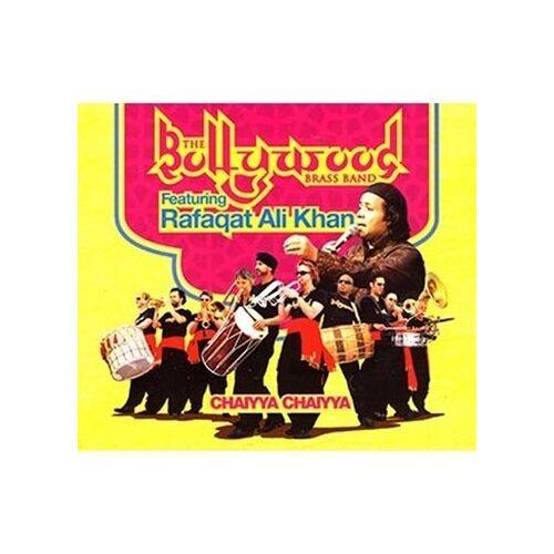 Bollywood Brass Band, the Feat. Khan, Rafaqat Ali - Chaiyya Chaiyya - Preis vom 14.01.2021 05:56:14 h