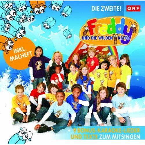 Freddy U.d.Wilden Kaefer - Zweite!,die - Preis vom 24.01.2021 06:07:55 h