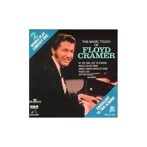 Floyd Cramer - Magic Touch Of Floyd Cramer - Preis vom 20.10.2020 04:55:35 h
