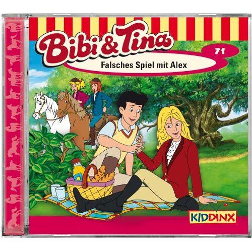 Bibi und Tina - Falsches Spiel mit Alex Folge 71 - Preis vom 14.04.2021 04:53:30 h