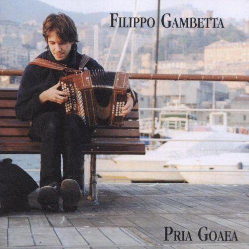 Filippo Gambetta - Pria Goaea - Preis vom 10.04.2021 04:53:14 h