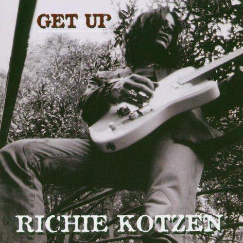 Richie Kotzen - Get Up - Preis vom 14.05.2021 04:51:20 h