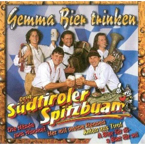 Orig. Südtiroler Spitzbuam - Gemma Bier Trinken - Preis vom 06.05.2021 04:54:26 h
