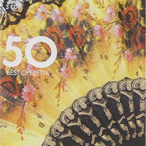 Various - 50 Best Operetta - Preis vom 17.04.2021 04:51:59 h