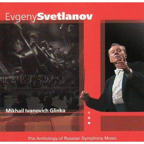 Evgeny Svetlanov - Glinka - Preis vom 20.01.2021 06:06:08 h
