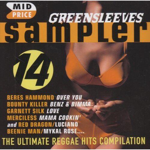 Greensleeves Sampler - Greensleeves Sampler Vol. 14 - Preis vom 26.01.2021 06:11:22 h