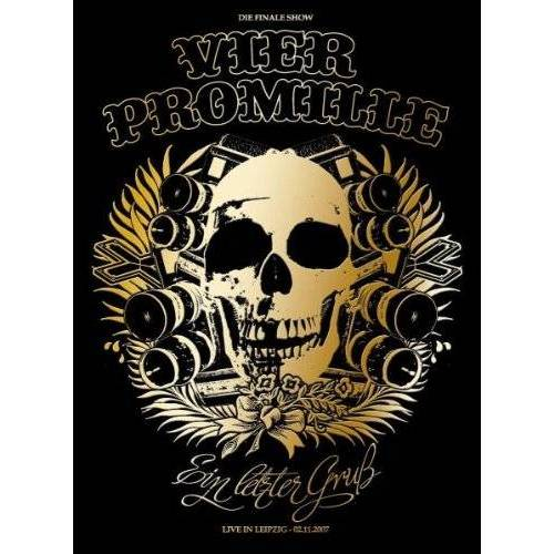 Vier Promille - 4 Promille - Ein Letzter Gruß: Live in Leipzig (3 DVDs) - Preis vom 20.04.2021 04:49:58 h