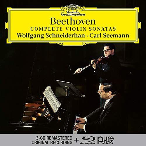 Wolfgang Schneiderhan - Sämtliche Sonaten Für Violine & Klavier (Blu-ray Audio) - Preis vom 20.10.2020 04:55:35 h