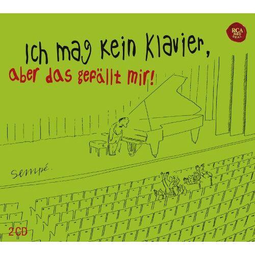 Lang Lang - Ich mag kein Klavier, aber das gefällt mir! - Preis vom 02.11.2020 05:55:31 h