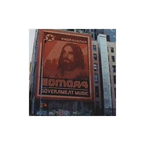 Promoe - Government Music [Vinyl LP] - Preis vom 18.04.2021 04:52:10 h