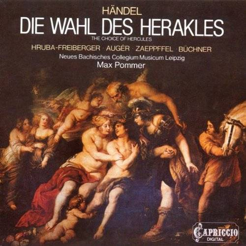 Venceslava Hruba-Freiberger - Wahl des Herakles - Preis vom 20.10.2020 04:55:35 h