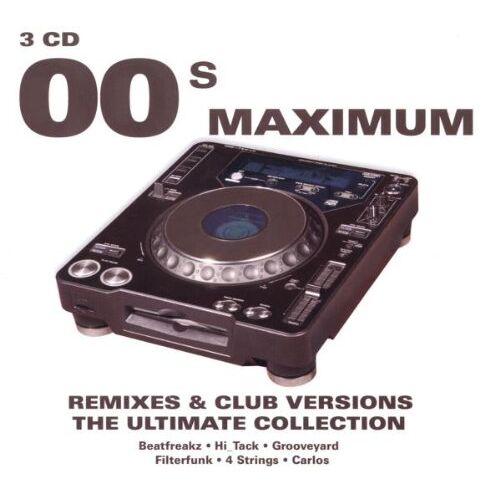 Various - Maximum 00'S - Preis vom 25.02.2020 06:03:23 h