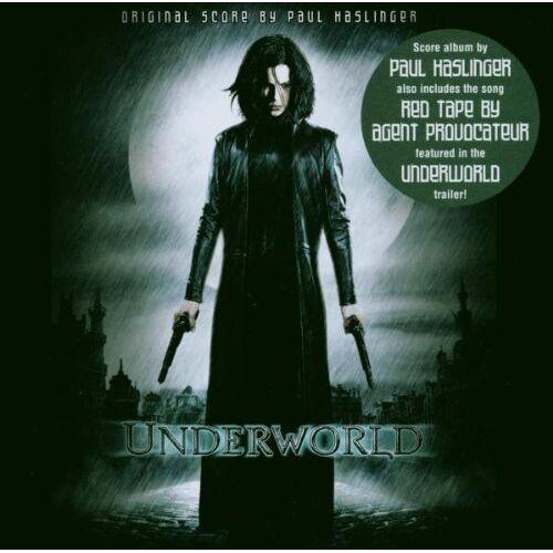 Paul Haslinger - Underworld - Preis vom 10.04.2021 04:53:14 h