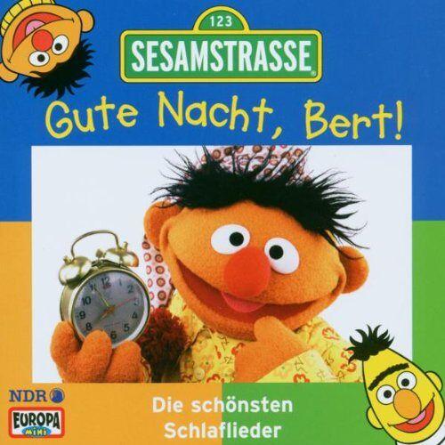 Sesamstrasse - Sesamstraße - Gute Nacht, Bert - Preis vom 25.01.2021 05:57:21 h