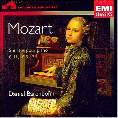 Daniel Barenboim - Sonates pour Piano 8,11,16,17 - Preis vom 14.05.2021 04:51:20 h