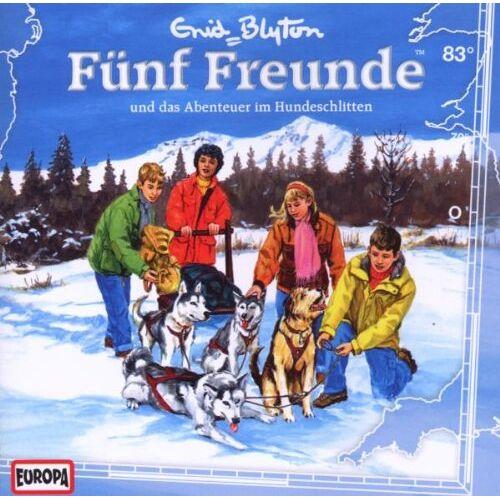 Fünf Freunde - 083/Und Das Abenteuer Im Hundeschlitten - Preis vom 22.10.2020 04:52:23 h