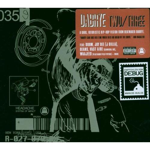 Dabrye - Two/Three - Preis vom 15.04.2021 04:51:42 h