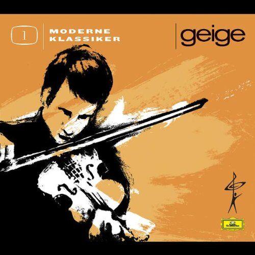 Kremer - Moderne Klassiker: Geige - Preis vom 25.01.2021 05:57:21 h