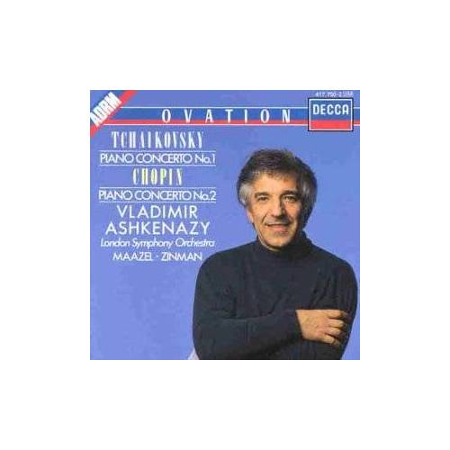Vladimir Ashkenazy - Piano Concerto Nos. 1 / Piano Concerto No. 2 - Preis vom 13.05.2021 04:51:36 h