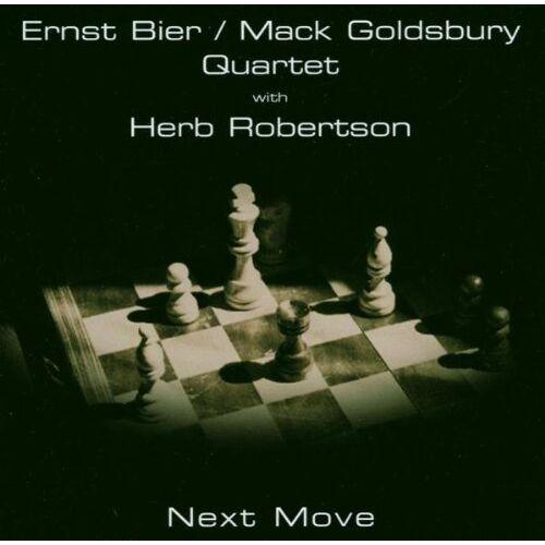 Ernst Bier/Mack Goldsbury - Next Move Feat.Herb Robertson - Preis vom 20.10.2020 04:55:35 h