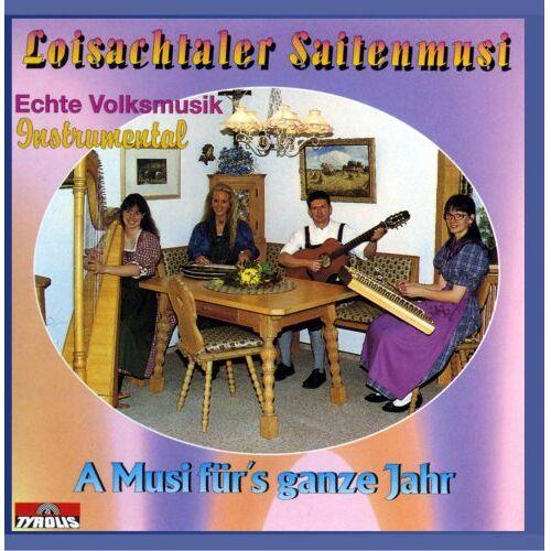 Loisachtaler Saitenmusi - A Musi für's ganze Jahr - Preis vom 08.04.2021 04:50:19 h