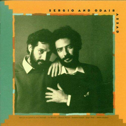 Assad, Sergio & Odair - Lateinamerikanische Musik für zwei Gitarren - Preis vom 28.02.2021 06:03:40 h