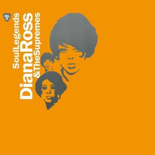 Diana Ross & The Supremes - Soul Legends - Diana Ross & the Supremes - Preis vom 24.01.2021 06:07:55 h